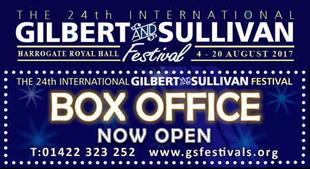 Gilbert and Sullivan Festival