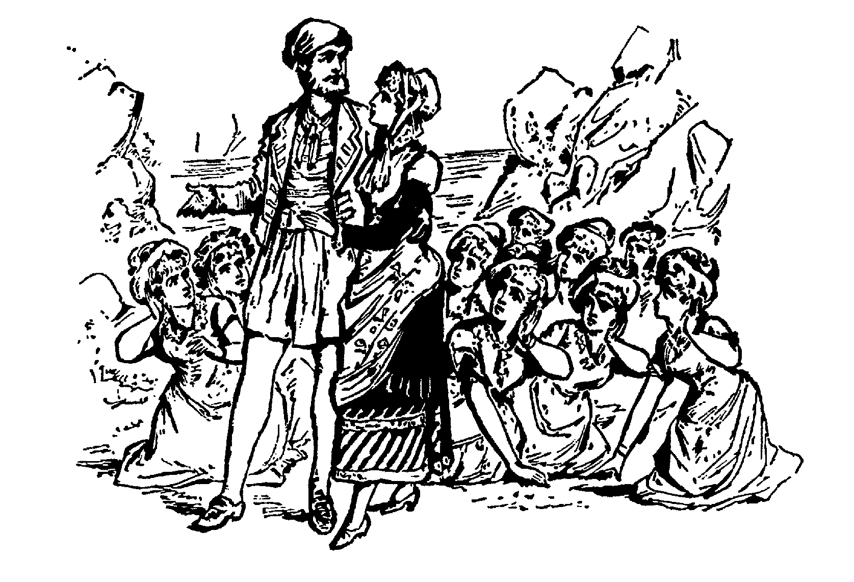 The Pirates Of Penzance By W S Gilbert And Arthur Sullivan