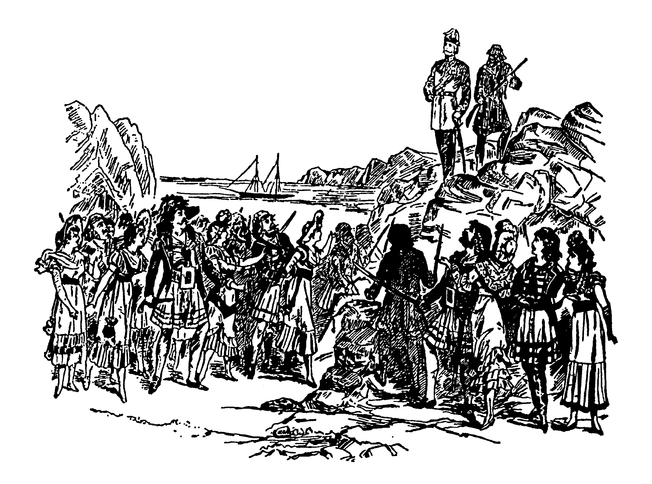 The Pirates of Penzance by W. S. Gilbert and Arthur Sullivan